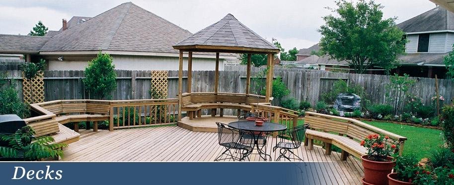 Outdoor Designs houston custom decks, flagstone and more | creative outdoor