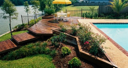 CODI Treated & Composite Decking 3