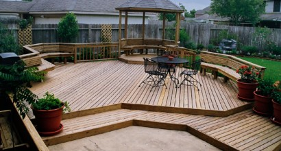 CODI Treated & Composite Decking 4