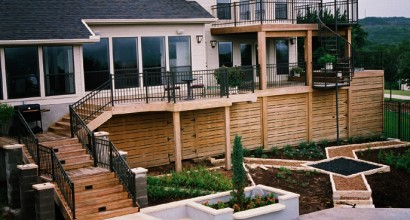 CODI Treated & Composite Decking 5