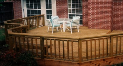 CODI Treated & Composite Decking 6