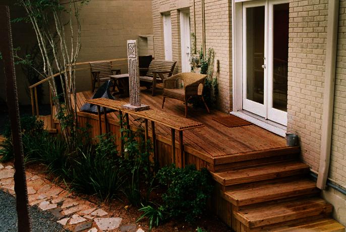 Intimate Settings 171 Houston Custom Decks Flagstone And
