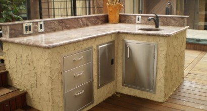 CODI Outdoor Kitchen 1