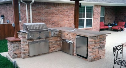 CODI Outdoor Kitchen 2