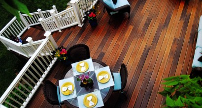 CODI Treated & Composite Decking 7