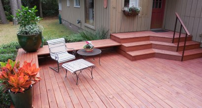 CODI Treated & Composite Decking 8